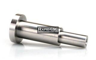 CNC Turned Parts Manufacturer