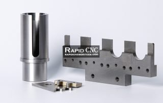 CNC Turning and Milling