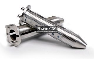 CNC Turned Components Manufacturers China