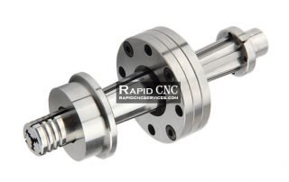 CNC Turned Parts Manufacturer China