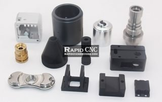 CNC Turning and Milling China
