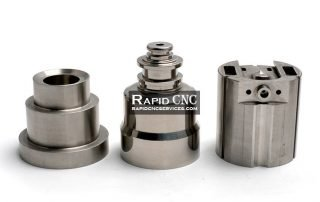 Precision Turned Components China