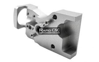 China Aluminum CNC Machining Service