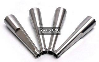 China CNC Turned Components