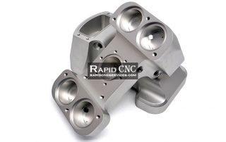 Custom Aluminum Parts China