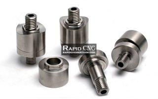 China Aluminum CNC Service