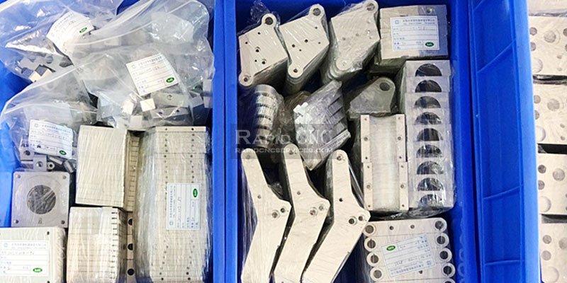 China Aluminium CNC