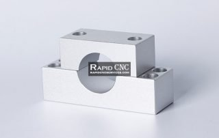 China Aluminum Machining
