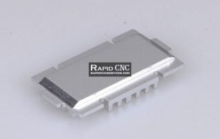 China Aluminum Machining Parts