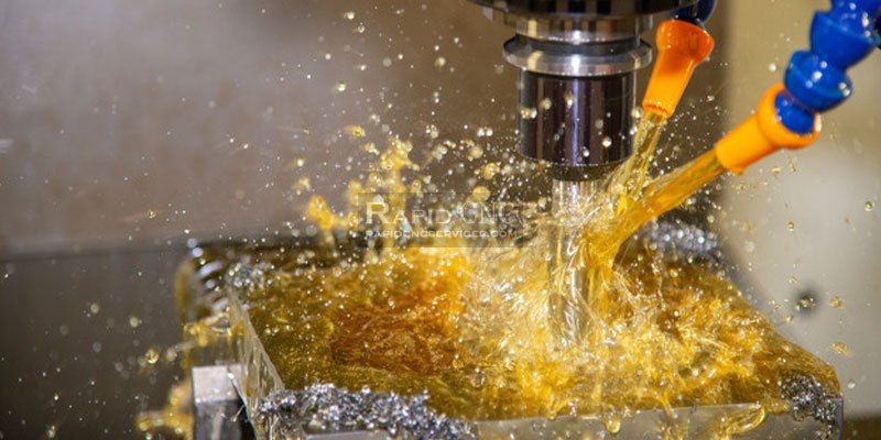 Rapid Prototyping Machining Services